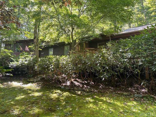 462 Mirror Lake Road, Highlands, NC 28741 (MLS #97513) :: Pat Allen Realty Group