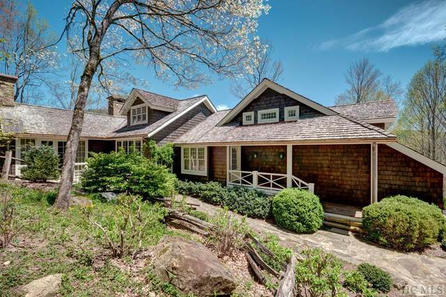 855 Cherokee Trace, Cashiers, NC 28717 (MLS #97519) :: Berkshire Hathaway HomeServices Meadows Mountain Realty