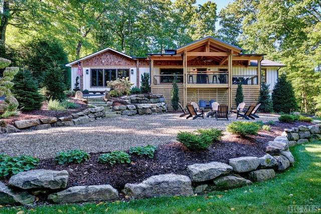 101 Harris Drive, Highlands, NC 28741 (MLS #97529) :: Berkshire Hathaway HomeServices Meadows Mountain Realty