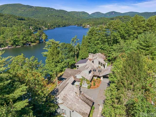 163 S East Shore Drive, Lake Toxaway, NC 28747 (MLS #97534) :: Berkshire Hathaway HomeServices Meadows Mountain Realty