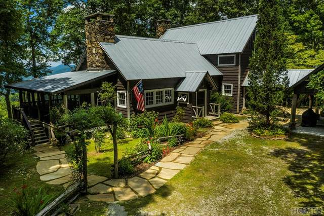 216 Mccallum Allison Road, Highlands, NC 28741 (MLS #97544) :: Berkshire Hathaway HomeServices Meadows Mountain Realty