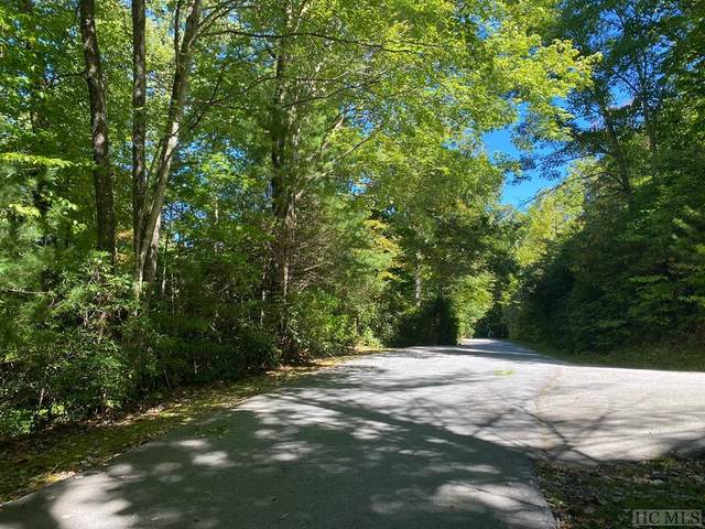 Lot 3 Rainbows End Lane, Lake Toxaway, NC 28747 (MLS #97545) :: Berkshire Hathaway HomeServices Meadows Mountain Realty