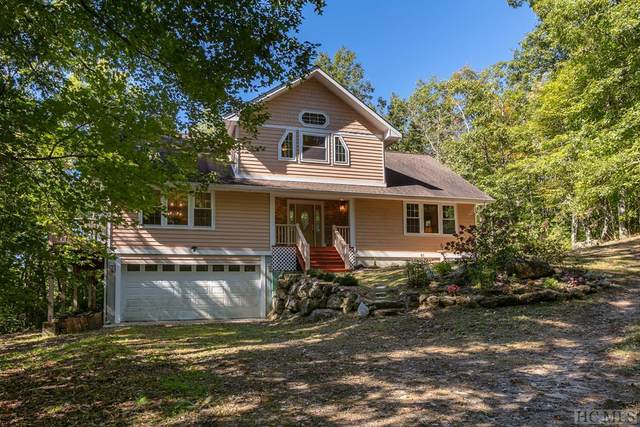 305 Pilot Knob Road, Glenville, NC 28736 (MLS #97546) :: Berkshire Hathaway HomeServices Meadows Mountain Realty