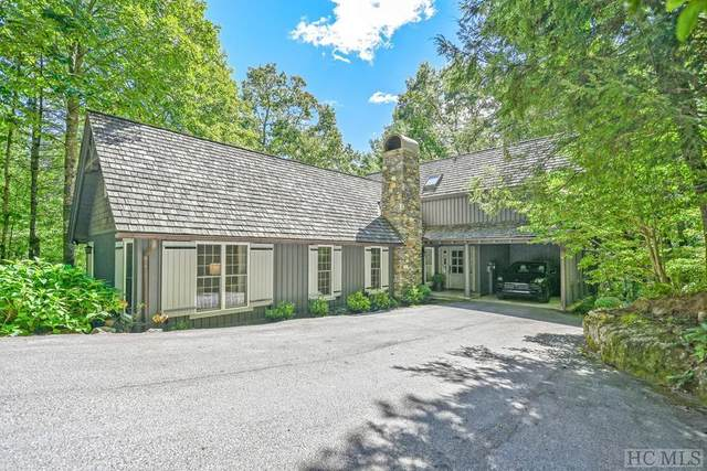 429 The Low Road, Cashiers, NC 28717 (MLS #97550) :: Berkshire Hathaway HomeServices Meadows Mountain Realty