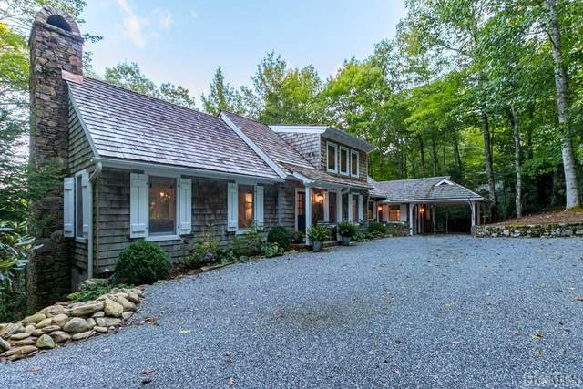 223 Cherokee Trace, Cashiers, NC 28717 (MLS #97551) :: Berkshire Hathaway HomeServices Meadows Mountain Realty