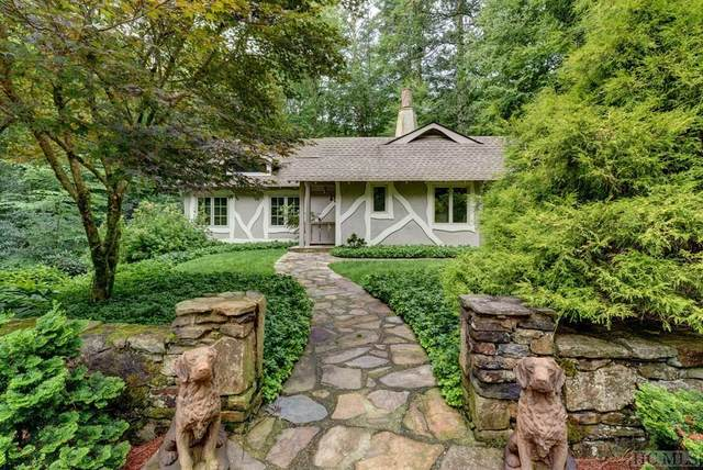 155 Rocky Hill Road, Highlands, NC 28741 (MLS #97552) :: Pat Allen Realty Group