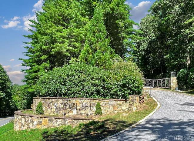 39 Greycliff Mountain Drive, Glenville, NC 28736 (MLS #97555) :: Berkshire Hathaway HomeServices Meadows Mountain Realty