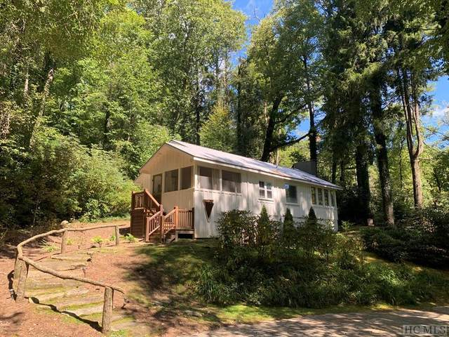 110 Lower Lake Road, Highlands, NC 28741 (MLS #97561) :: Berkshire Hathaway HomeServices Meadows Mountain Realty