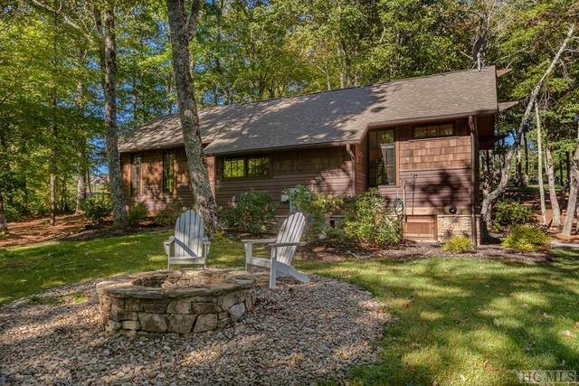 28 Outpost Trail, Glenville, NC 28736 (MLS #97564) :: Pat Allen Realty Group