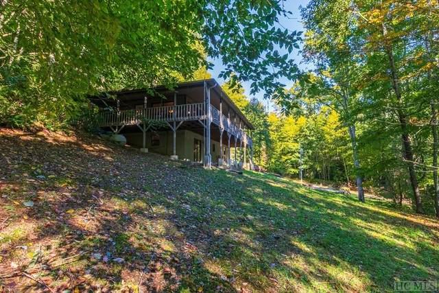57 W Marlett Road, Cullowhee, NC 28723 (MLS #97568) :: Berkshire Hathaway HomeServices Meadows Mountain Realty