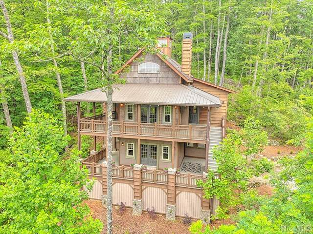 36 White Tail Court, Sapphire, NC 28774 (MLS #97575) :: Berkshire Hathaway HomeServices Meadows Mountain Realty