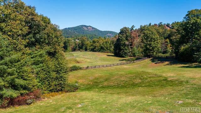 Lot 13 Mountain Meadow Lane, Cashiers, NC 28717 (MLS #97585) :: Berkshire Hathaway HomeServices Meadows Mountain Realty