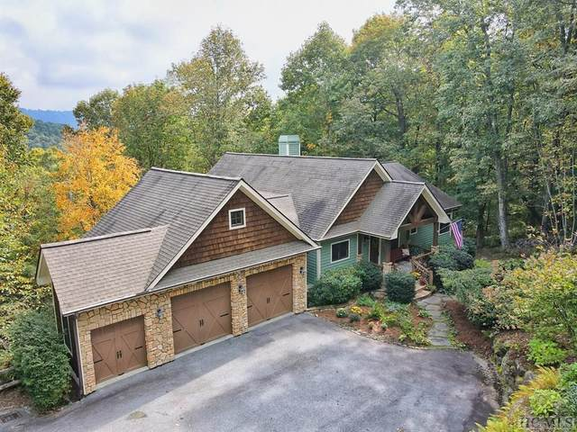 69 Hilltop Road, Sapphire, NC 28774 (MLS #97601) :: Berkshire Hathaway HomeServices Meadows Mountain Realty