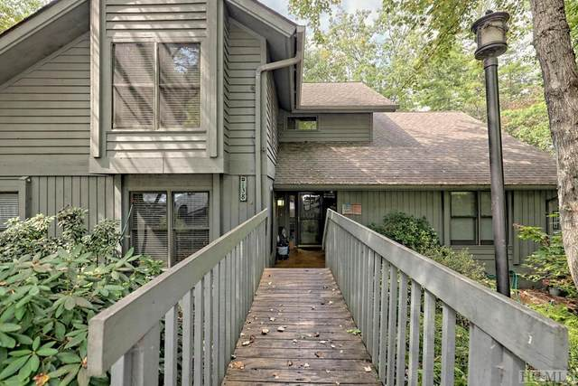 138 Racquet Club Villas Drive C, Sapphire, NC 28774 (MLS #97602) :: Berkshire Hathaway HomeServices Meadows Mountain Realty