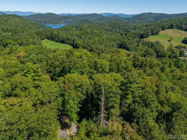 Lot 1 Compass Rose Way, Cullowhee, NC 28723 (MLS #97610) :: Berkshire Hathaway HomeServices Meadows Mountain Realty