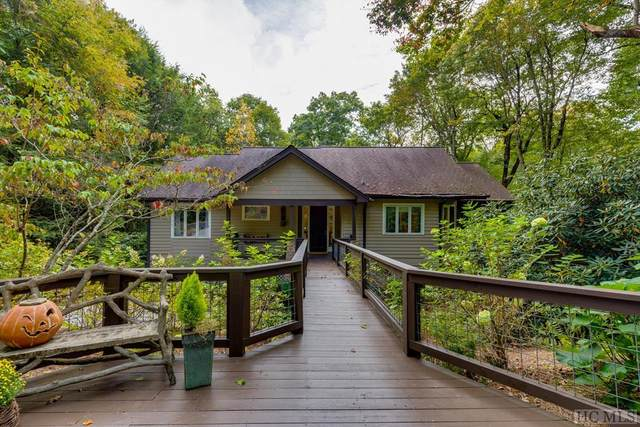 551 Crescent Trail, Highlands, NC 28741 (MLS #97614) :: Berkshire Hathaway HomeServices Meadows Mountain Realty