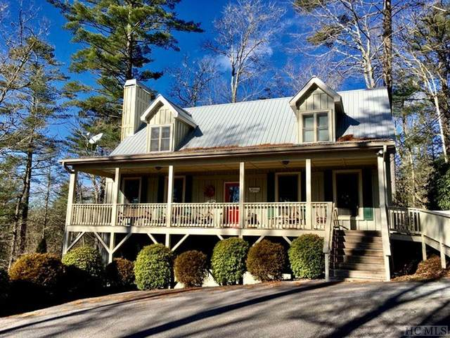 16 Chowan, Highlands, NC 28741 (MLS #97620) :: Berkshire Hathaway HomeServices Meadows Mountain Realty