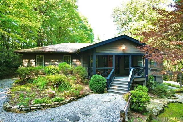 127 Highview Road, Cashiers, NC 28717 (MLS #97626) :: Berkshire Hathaway HomeServices Meadows Mountain Realty