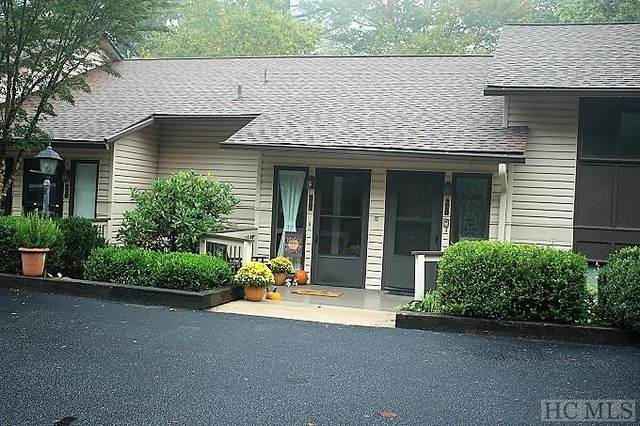 602 Highlands Mountain Club Drive #602, Highlands, NC 28741 (MLS #97628) :: Berkshire Hathaway HomeServices Meadows Mountain Realty
