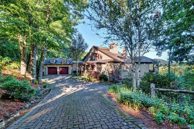 676 Old Wagon Trail, Highlands, NC 28741 (MLS #97631) :: Pat Allen Realty Group