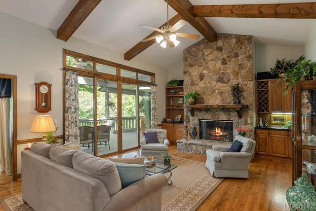 30 Rocky Creek Road, Sapphire, NC 28774 (MLS #97634) :: Berkshire Hathaway HomeServices Meadows Mountain Realty
