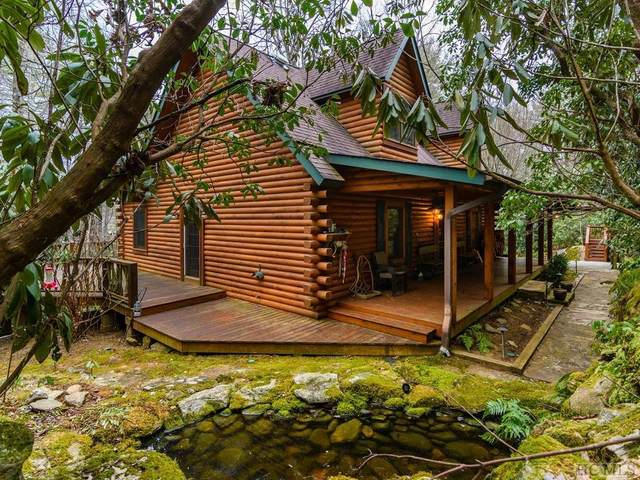 399 West Club Blvd, Lake Toxaway, NC 28747 (MLS #97639) :: Berkshire Hathaway HomeServices Meadows Mountain Realty