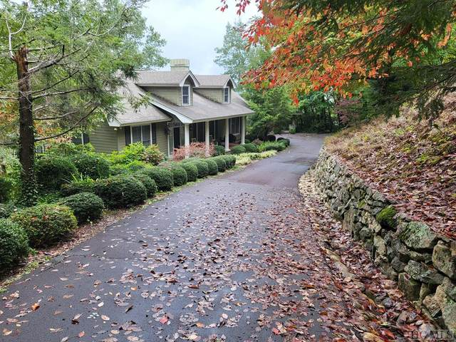 63 Loganberry Lane, Lake Toxaway, NC 28747 (MLS #97644) :: Berkshire Hathaway HomeServices Meadows Mountain Realty