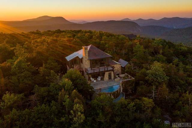 500/502 Sheer Rock Road, Glenville, NC 28736 (MLS #97651) :: Berkshire Hathaway HomeServices Meadows Mountain Realty