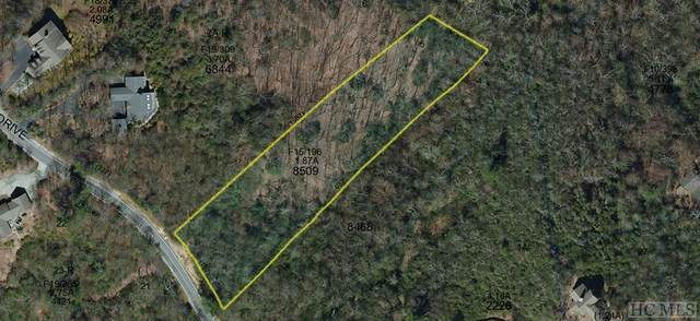 Lot 5 Toxaway Drive, Lake Toxaway, NC 28747 (MLS #97660) :: Berkshire Hathaway HomeServices Meadows Mountain Realty