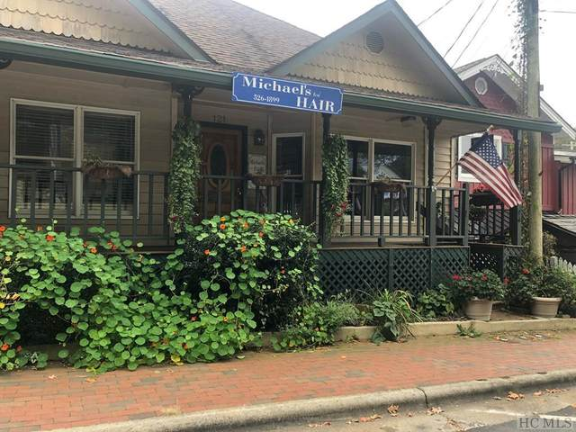 121 Main Street, Highlands, NC 28741 (MLS #97669) :: Berkshire Hathaway HomeServices Meadows Mountain Realty