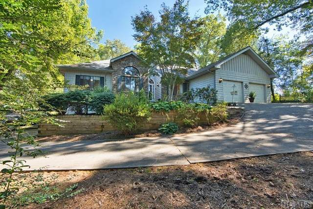 312 E Dogwood Drive, Franklin, NC 28734 (MLS #97683) :: Berkshire Hathaway HomeServices Meadows Mountain Realty