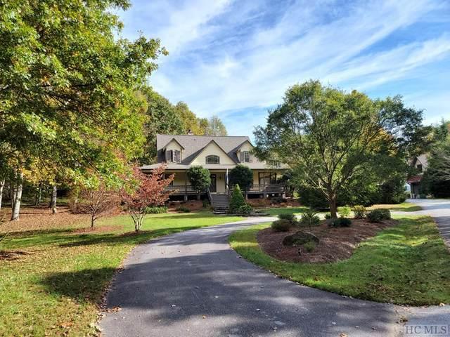 69 Audubon Trail, Cashiers, NC 28717 (MLS #97685) :: Pat Allen Realty Group