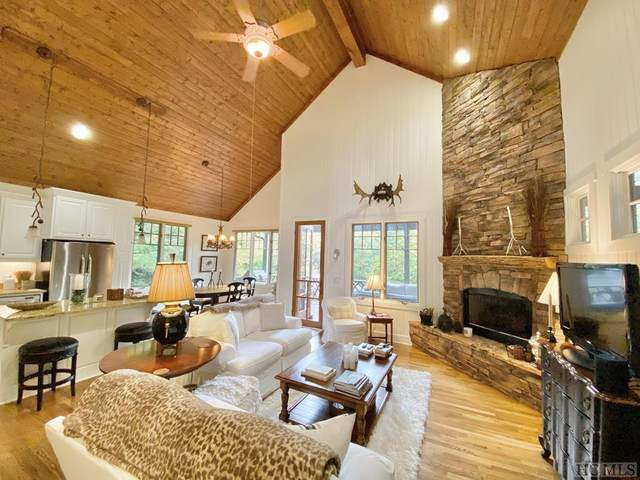 30 Woodhill Lane, Cashiers, NC 28717 (MLS #97690) :: Pat Allen Realty Group