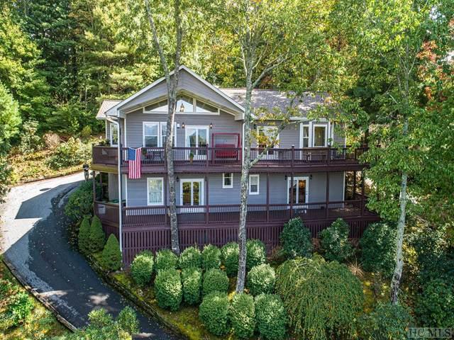 79 Alex Mountain, Sky Valley, GA 30537 (MLS #97700) :: Pat Allen Realty Group