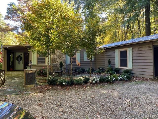 80 Flat Mountain Estates Road, Highlands, NC 28741 (MLS #97705) :: Pat Allen Realty Group