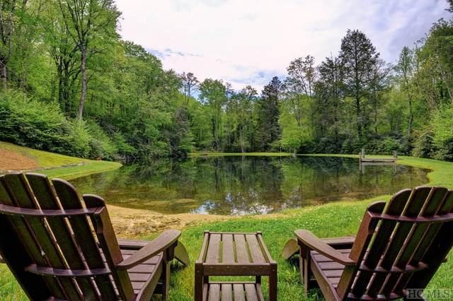 Lot 96 Fishing Village Lane, Cullowhee, NC 28723 (MLS #97707) :: Pat Allen Realty Group