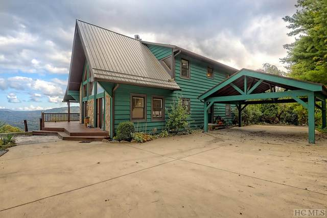 160 Skyview Trail, Cullowhee, NC 28723 (MLS #97710) :: Pat Allen Realty Group