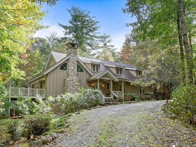 456 S S East Shore Drive, Lake Toxaway, NC 28712 (MLS #97721) :: Pat Allen Realty Group