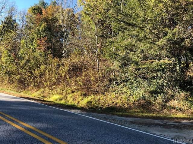 TBD Cedar Creek Road, Glenville, NC 28736 (MLS #97734) :: Berkshire Hathaway HomeServices Meadows Mountain Realty