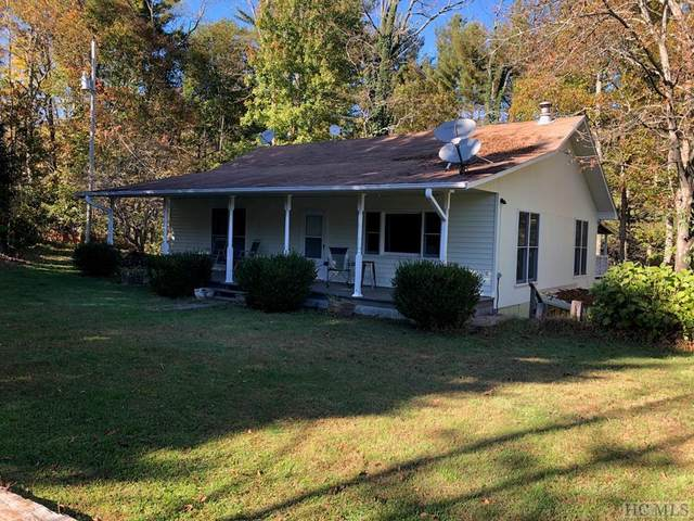 52 Reality Ridge Road, Glenville, NC 28736 (MLS #97736) :: Berkshire Hathaway HomeServices Meadows Mountain Realty