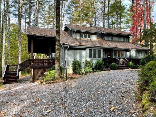 50 Bitter Sweet Court, Cashiers, NC 28717 (MLS #97741) :: Berkshire Hathaway HomeServices Meadows Mountain Realty