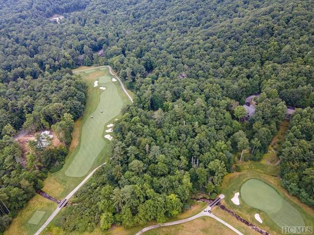 12 Old Mine Point, Lake Toxaway, NC 28712 (MLS #97744) :: Berkshire Hathaway HomeServices Meadows Mountain Realty