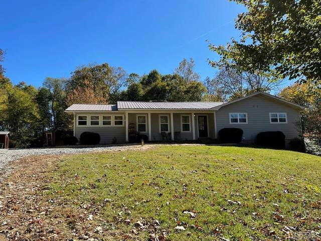 85 Rocky Knob Road, Scaly Mountain, NC 28775 (MLS #97747) :: Berkshire Hathaway HomeServices Meadows Mountain Realty