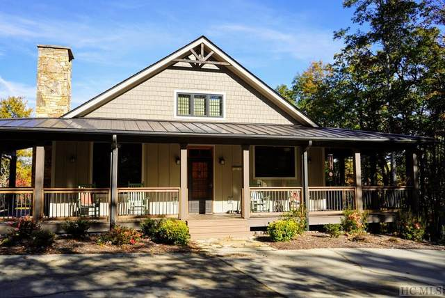 174 Grouse Ridge Road, Sapphire, NC 28774 (MLS #97748) :: Berkshire Hathaway HomeServices Meadows Mountain Realty