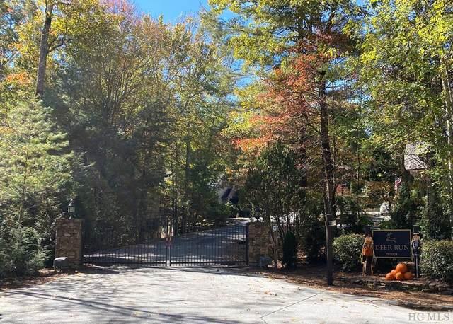 433 Deer Run Road, Sapphire, NC 28774 (MLS #97753) :: Berkshire Hathaway HomeServices Meadows Mountain Realty
