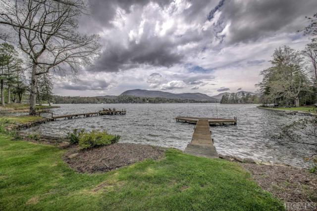 26 Toxaway Point #5, Lake Toxaway, NC 28747 (MLS #84280) :: Lake Toxaway Realty Co