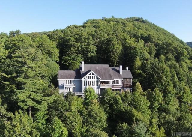 444 Golf View Road, Sapphire, NC 28774 (MLS #85630) :: Lake Toxaway Realty Co