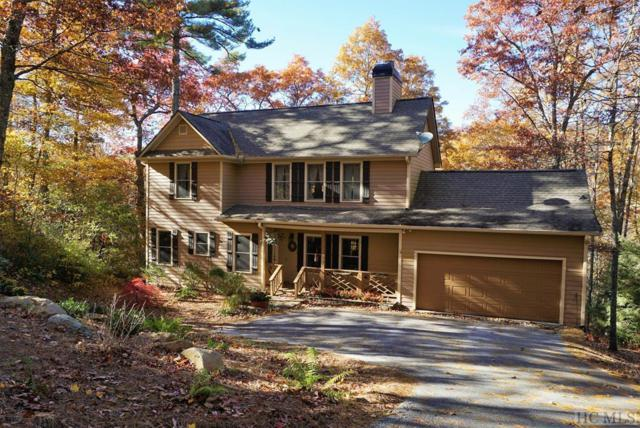 252 Woods Summit Lane, Cashiers, NC 28717 (MLS #86342) :: Berkshire Hathaway HomeServices Meadows Mountain Realty