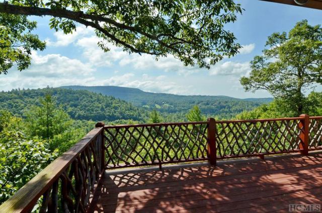 945 Cowee Ridge, Highlands, NC 28741 (MLS #86365) :: Berkshire Hathaway HomeServices Meadows Mountain Realty