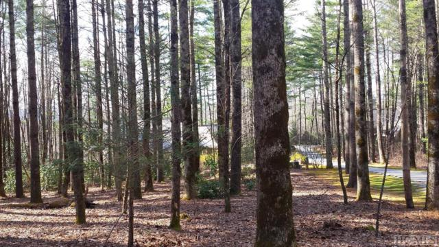 Lot B-6 Courtside Cottage Way, Cashiers, NC 28717 (MLS #86667) :: Lake Toxaway Realty Co